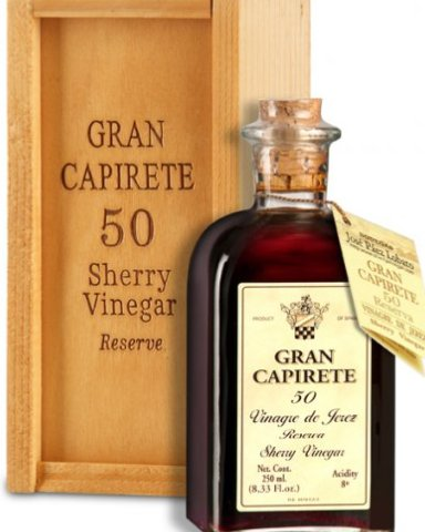 Gran Capirete 50 Year Old Sherry Vinegar