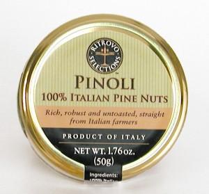 Pinoli 100% Certified Italian Pine Nuts