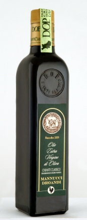 Mannucci Dorandi Organic Extra Virgin Olive Oil