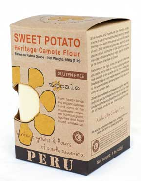 Sweet Potato Flour Gluten-free