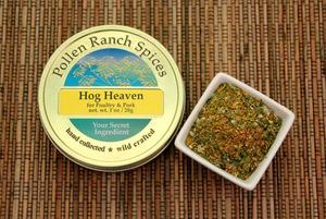 Hog Heaven Fennel Pollen Spice Blend