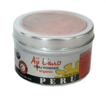 Aji Limo Organic Chili Powder