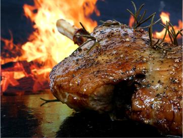 Meat Fire
