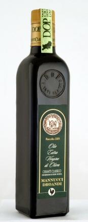 Mannucci-Dorandi Organic DOP Extra Virgin Olive Oil