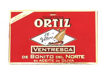 Ortiz Ventresca Tuna Belly