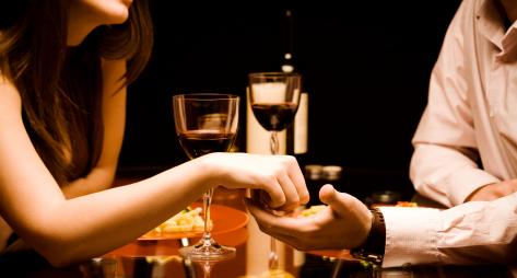 Romantic Candlight Dinner