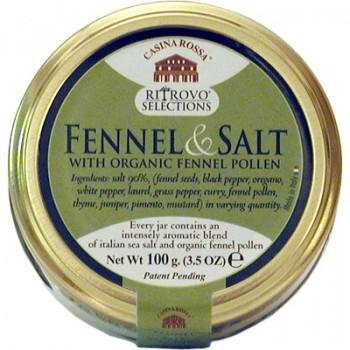 Fennel Salt