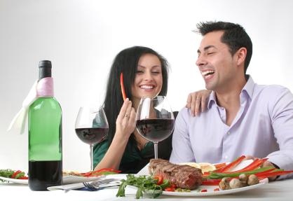 Fun Romantic Dinner