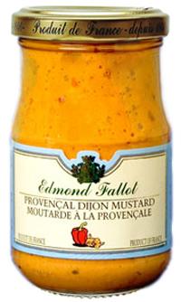 Edmond Fallot Provencal Dijon Mustard