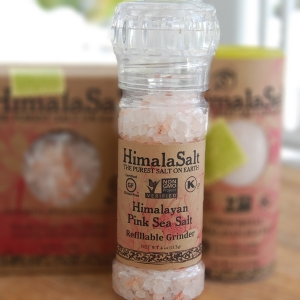HimalaSalt Coarse Grain with Refillable Grinder