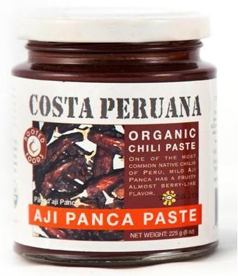 Organic Aji Panca Paste