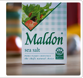 Maldon Organic Sea Salt