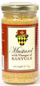 Banyuls Mustard