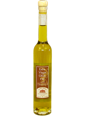 Black Truffle Extra Virgin Olive Oil