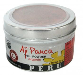 Organic Aji Panca Powder