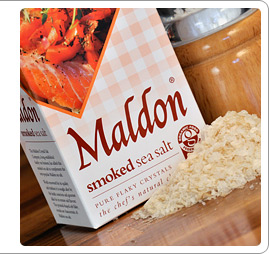 Maldon Smoked Salt
