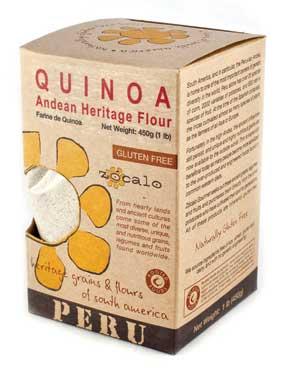 Quinoa Flour (Gluten Free)
