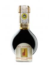 Villa Manodori Tradizionale Balsamic of Modena is Extra Vecchio (Gold Seal)