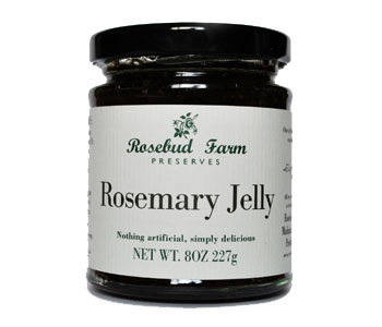 Rosebud Farm Rosemary Jelly