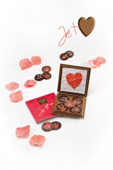Michel Cluizel Chocolate Je t'Aime