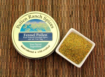 Organic Fennel Pollen from Pollen Ranch