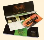 Michel Cluizel Chocolate Tasting Box Once Upon a Bean