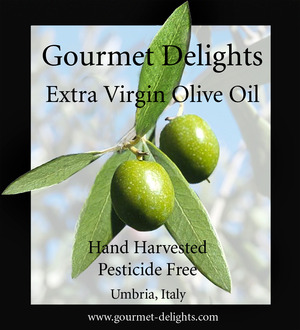 Gourmet Delights Extra Virgin Olive Oil
