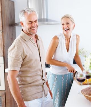 Romantic Kitchen Fun