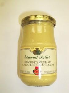 Edmond Fallot Burgundy Wine Dijon Mustard