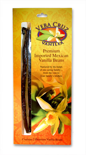 Vera Cruz Vanilla Beans