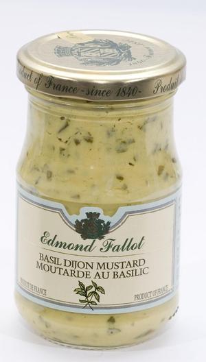 Edmond Fallot Basi Dijon Mustard